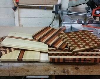 Custom Endgrain cutting boards