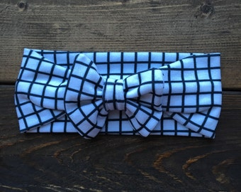 Geometric Knot Headband