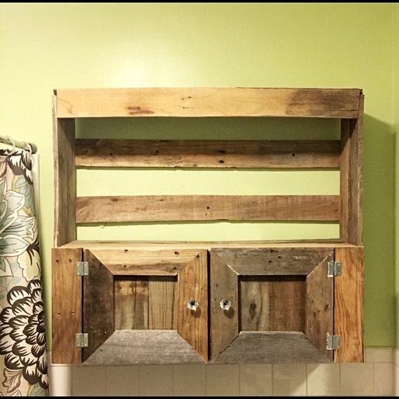 Popular Rustic Storage Shelves Reclaimed Wood Bathroom Shelves  Cypress