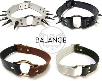 BALANCE / / Custom Made-to-Measure O-Ring Choker