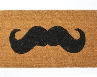 Doormat Mustache