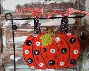 Flags, Pumpkins, Pumpkins Decor, Fall Flags