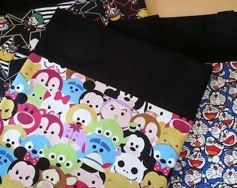 Handmade Sling Tote Bag (Tsum Tsum/Doraemon/One Piece)