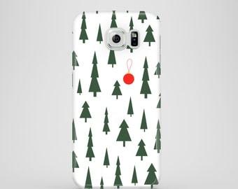 Christmas Samsung Galaxy S7 case / Bauble Samsung Galaxy S6 case / Festive Samsung Galaxy S6 Edge / Samsung Galaxy S5