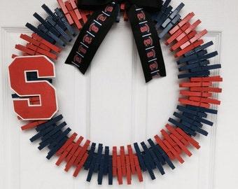 Sale! Syracuse Wreath