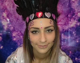 Gianfar - Festival Feather Headdress