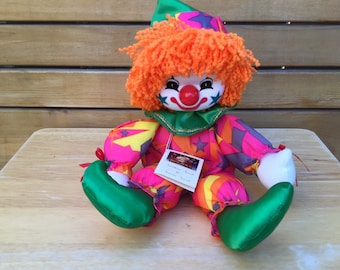 Dolmax Musical Clown 1980's