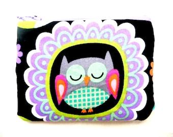 Clearance! owl coin purse