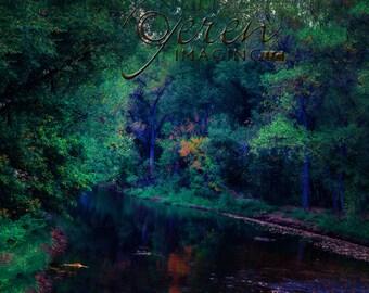 Serene Lake, Zen Photography, Colorado Fall Art Print, Scenic Photography, Fall Art Photography, Inspirational Nature Photo, Peaceful Photo