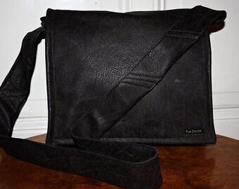 "Leather bag ""Antique"""