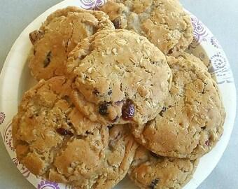 Oatmeal Cranberry Cookies - 1 Dozen