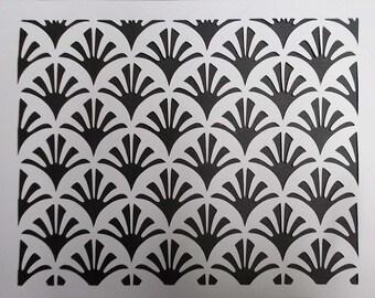 Background Stencil 04