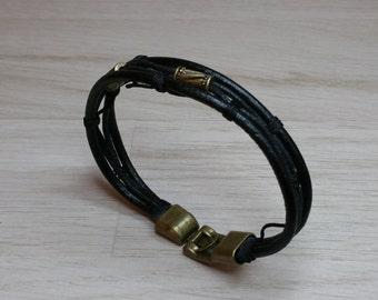 Nostalgic rope chain bracelet CA104