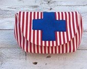 First aid bag Emergency bag Survival kit Medical bag Purse emergency kit