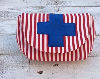 First aid bag Emergency bag Survival kit Medical bag Purse emergency kit