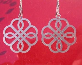 Celtic Woven Flower
