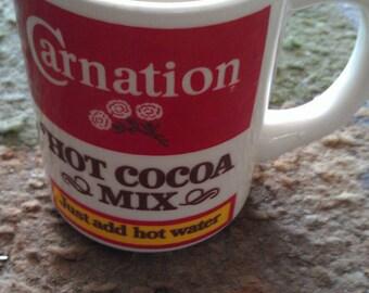 Carnation Hot Cocoa Mix Mug