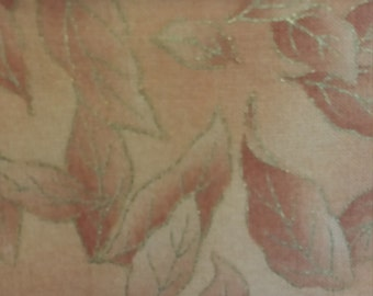 Red Rooster - Kiyomi Gold Fabric