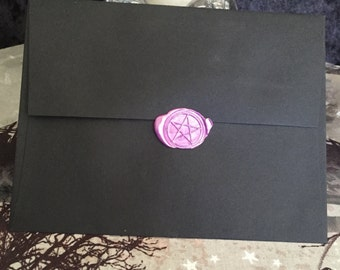Protection spell envelope