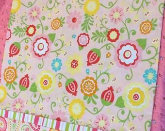 Riley Blake fabric pillowcases