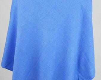 100% Handmade Cashmere Poncho