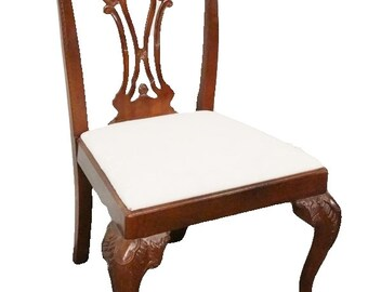 hickory chair james river collection connecticut ball u0026 claw side chair
