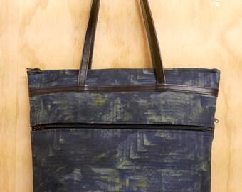 canvas bag | lantern moss | green | JB07