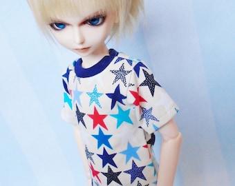 BJD T-shirt - BJD Top - Minifee Boy Clothes - Msd Clothes - Yosd Clothes - Sd Clothes - Bjd Clothes Shop - Mnf Clothing - BJD Doll Clothes