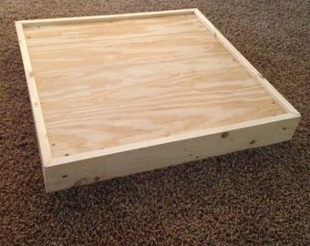 Items Similar To The Low Riser Bed On Etsy