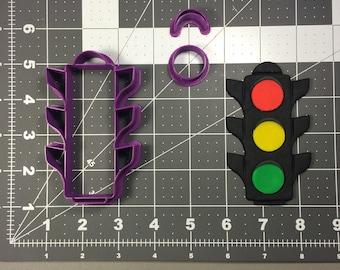 Traffic Light 101 Cookie Cutter Set