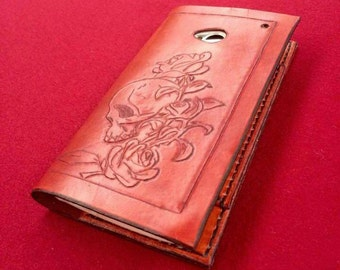 Leather Phone cover, Phone case, Phone wallet