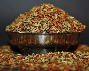MaterniTea - Pregnancy Tea - Rooibos and Mint Tea - Nursing Mums tea - Loose Leaf Tea - Tea - Tea Gift