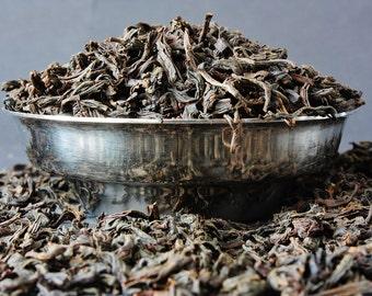 Lapsang Souchong  Loose Leaf Tea - Smoked Black Loose Leaf Tea - Loose Leaf Tea - Tea - Tea Gift