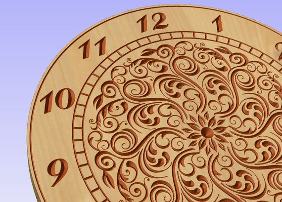 Images of Clock Vector File - #rock-cafe