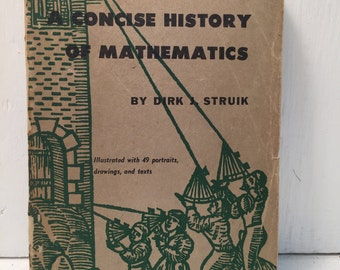 History of Mathematics - VINTAGE