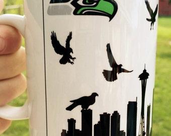 Seattle Seahawks Mug