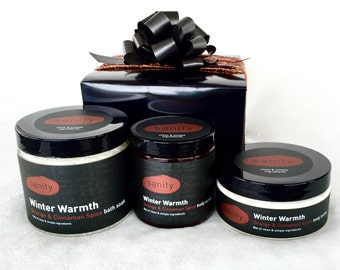 Winter Warmth - limited edition Fall/Winter line