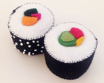 Sushi Set - Two Pieces