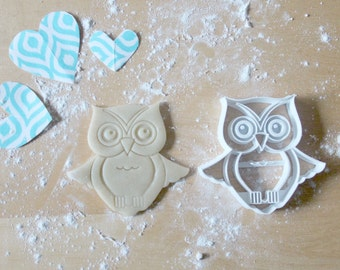 Owl 3D Printed Cookie Cutter