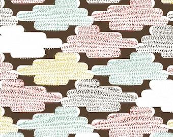 Cloud 9 Organic Fabric - Up, Up & Away collection skinny laMinx Cloudspotting - FQ - FBTY  - 11.98 Yard