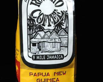 Papua New Guinea French Roast Ground