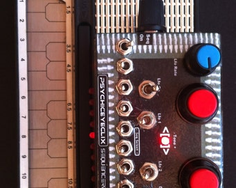 Circuit Bent Stylophone - Sequencerphone
