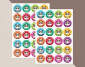 Grumpy Cat Teacher Stickers x 48 | Printed Teaching Resource