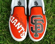 Sf Giants Vans Shoes Sale