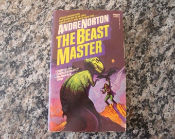 The BeastMaster By Andre Norton Paperback Science Fiction Book