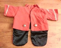 Cabbage Patch Kids ringmaster jacket circus outfit