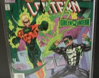 1994 Green Lantern #55 (2nd Series) Kyle Raynor  Vs  Alan Scott The First Green Lantern  VF-NM Unread Vintage Direct Sales DC Comic Book