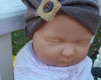 Newborn Baby Cap /Photo Prop