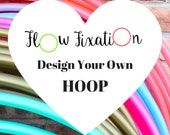 Design Your Own Hula Hoop (4 Colors)