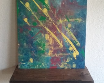 Abstract Art, Acrylic Art, Original Artwork